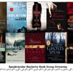 Spooktacular Hachette Book Giveaway (USA) and Dracula Giveaway (non-USA)